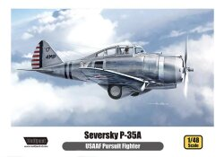 Wolfpack Design WP14808 Seversky P-35A 1/48