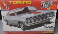 AMT/Matchbox PK-2107 Street Magic Ford Torino 1/43