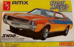 AMT/Matchbox PK-2110 Street Magic AMC AMX 1/43
