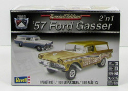 Revell 85-4396 1957 Ford Gasser 2 'n 1 Special Edition 1/25