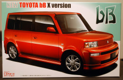 Fujimi 036106 NEW TOYOTA bB Z/1.5 2WD X Version 1/24