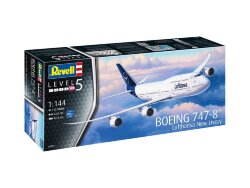 Revell 03891 Boeing 747-8 'Lufthansa' New Livery 1/144