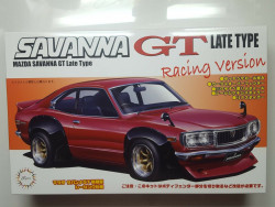Fujimi 037691 Mazda Savanna Late Version Racing 1/24