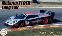 Fujimi 126654 McLaren F1 GTR Long Tail 1/24