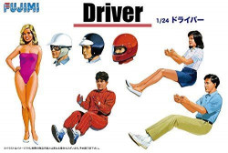Fujimi 114910 Garage & Tool Series Drivers 1/24