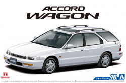 Aoshima 055731 Honda CF2 Accord Wagon SiR/VTL '96 1/24