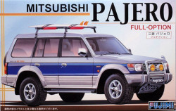 Fujimi 037974 Mitsubishi Pajero Full Option 1/24