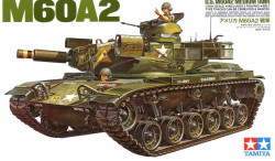 Tamiya 89542 US M60A2 Medium Tank 1/35