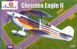 Amodel 7298 Самолет Christen Eagle II 1/72