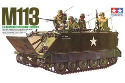 Tamiya 35040 M113 U.S. Armoured Personnel Carrier 1/35