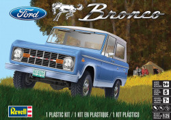 Revell 85-4320 Ford Bronco 4x4 1/25