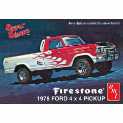 AMT 858 Firestone 1978 Ford 4x4 Pickup 1/25