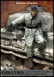Evolution Miniatures EM-35196 German tankman 1/35