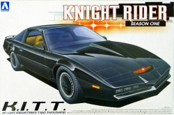 Aoshima 041277 Knight Rider 2000 K.I.T.T. Season One 1/24