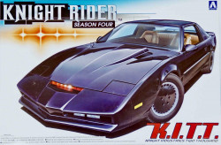 Aoshima 041307 Knight Rider 2000 K.I.T.T. Season Four 1/24